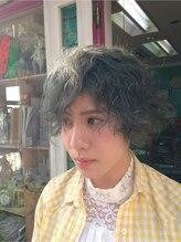 ピエスデシュブー(piece des cheveux)スモーキーマットアッシュ