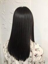 ルッソカナン(Lusso canaan)Lussoオリジナル髪質改善トリートメントです(^ ^)