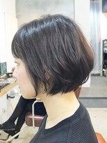 エトネ ヘアーサロン 仙台駅前(eTONe hair salon)ボブ