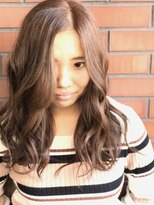 ジュノ(Jeuno)【Jeuno】外国人風カラー ホワイトアッシュ/ゆるスパイラル巻き