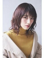 【西葛西&-hair 】外ハネデジタルパーマボブ