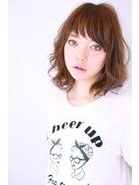 【FORTE 表参道店】カジュアルMIXパーマ☆ミディ