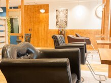 アグ ヘアー カプリ 札幌駅前店(Agu hair capri)の雰囲気(こだわりが詰まった空間★リラックスしてお過ごしください。)