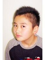 キッズの人気者ソフトモヒカン Kid's Ver画像