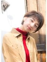 ルージュ(Rouge)【山野 俊貴】お洒落感アップアシメバング