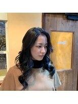 ジェイポイント ヘア クリニカ(J:POINT Hair CLINICA)前髪パーマ