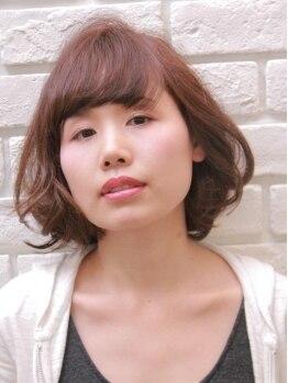 オレガ ヘアー(Orega hair)の写真/「年を重ねたと実感するNO.1→白髪。」自分では染めにくい部分もしっかりカバーしてお出かけ楽しみましょ♪