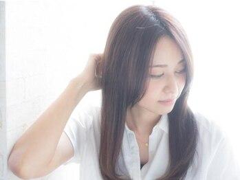 """ラビ ヘア アトリエ(Labbi Hair atelier)の写真/《健康的で心豊かな美を》県内でも希少な貴女に合せた""""オーダーメイド""""のトリートメントで極上の絹髪に。"""