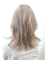 コード(KORD)【GUEST_STYLE 】0014        white blond イルミナカラー