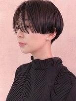 チカシツ(Chikashitsu)brunt short
