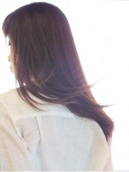 """ヘアーブランド ゴップリン(hair brand GOPLIN)の写真/【""""匠☆プラチナ縮毛矯正¥12980""""】他店で断られた方やダメージが気になる方こそ結果に圧倒的な違いを実感!"""