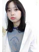 ヘア デザイン エシレ(Hair design esille.)ワンカールミディ