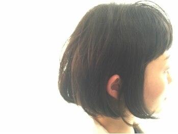 リリック(LYRIC)の写真/【一宮市】髪が伸びた数ヶ月先を見据えたスタイル創りが人気!ヘアスタイルを長く楽しめるご提案をします。