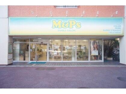 美容室エムアンドピース 板橋店(M&Ps)の写真