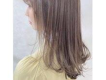 美容室 蓮(REN)の雰囲気(シークレットカラー技法で、白髪染めでも透明感を!!)