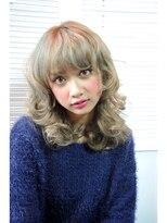 ルーチェ ヘアーデザイン(Luce Hair design)☆Luce Hair design☆外国人風ミルクティーベージュ♪
