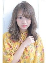 ジーナギンザ(Zina GINZA)【zIna】大人かわいいマーメイドアッシュセミディ