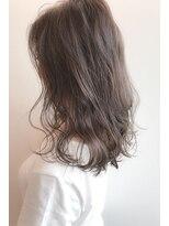 ラフィネ(raffine)色っぽツヤ髪ミルクティーチョコカラー★raffine中村大輔