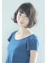 モッズ ヘア 海浜幕張店(mod's hair)シフォンカール【MILA 2009S/S】