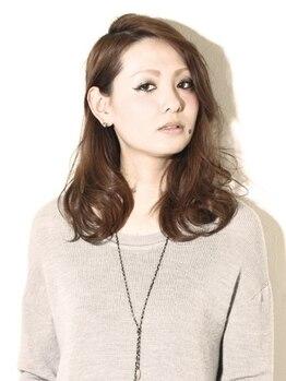 ヒラリヘアー(hirari hair)の写真/【+¥500で5STEP→10STEPにグレードアップOK 】有名ブランド[ハホニコ]取扱い店舗!スチーマー使用でモチ◎