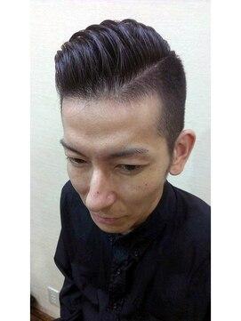 コアズヘア Core(s)hair伊勢谷友介風