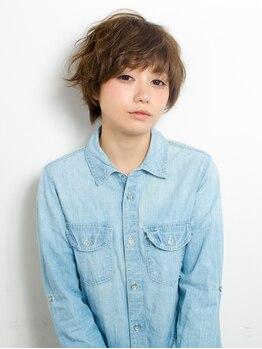 ミルク キチジョウジ(milk kichijoji)の写真/【吉祥寺駅3分】どこからみても美しいシルエットに感動!毎日のスタイリングも簡単な理想のショートヘアに♪