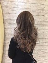 ヘアサロン ドット トウキョウ カラー 町田店(hair salon dot. tokyo color)【silky beige12】ブリーチグラデーションカラーリスト田中