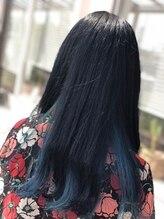 ヘアーアンドビューティー エレガンス(HAIR&BEAUTY Elegance)インナーカラー