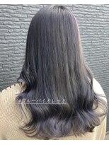 ヘアアンドビューティー クローバー(Hair&Beauty Clover)ブルーバイオレット