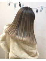 ヘアーデザイン アコースティック(Hair Design ACOUSTIC)ミルクティーベージュ