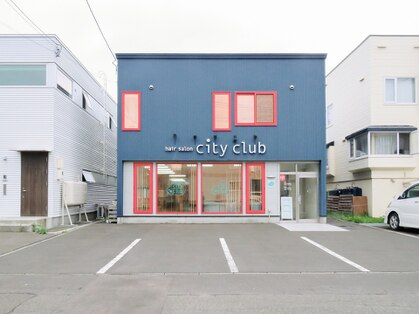 hair salon city club【シティクラブ】