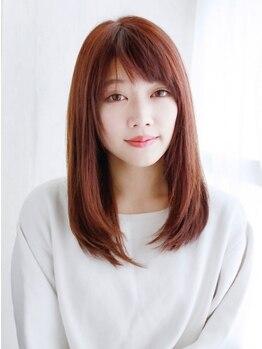 ヘアサロン カミワザ 茗荷谷店(hair salon Kamiwaza)の写真/【グレイカラークーポン始めました◎】自宅カラーとは違う、プロの施術で綺麗に染まる褒められヘアに!