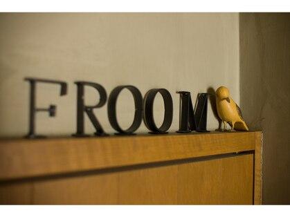 フルーム(froom)の写真