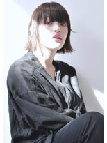【OREO.】エアリーショートボブ      #前髪カタログ