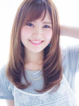リラビューティリラクゼーション(Rela Beauty Relaxation)の写真/ダメージが気になる縮毛矯正…。リラは髪にも頭皮にも優しい高良質な物のみを使用しているので自然な艶髪に