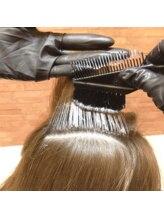 最新技術のカラーやパーマ♪ヘアスタイルを自由に楽しんでいただけます。