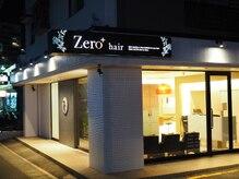 ゼロヘアー(Zero hair)