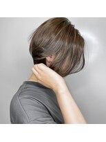 ソース ヘア アトリエ 京橋(Source hair atelier)【SOURCE】エアタッチバレイヤージュ