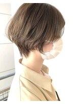 モッズヘア 仙台PARCO店(mod's hair)【奥山】ショート×ボブ♪