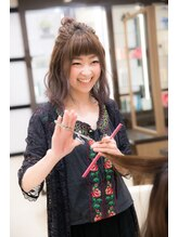 ヘアメイクマーサ エキア志木店(Hair Make MASA)田辺
