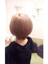 ローグヘアー 亀有店(Rogue HAIR)ミルクショコラショート