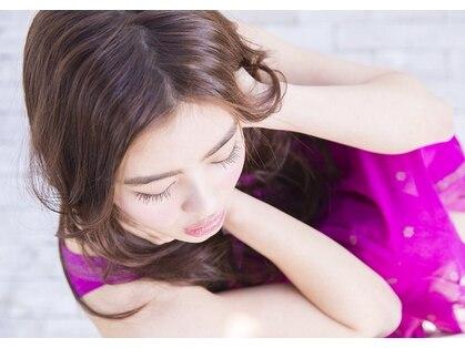 テゾーロ ヘアーアンドラブ(tesoro hair&love)の写真