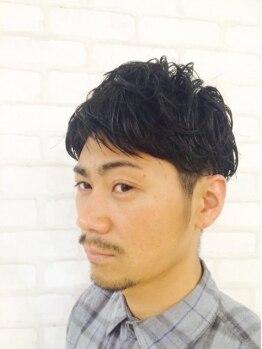 ヘアアトリエ ヴィフ(hair atelier Vif)の写真/凄腕スタイリストによる計算された【再現性高いスタイル】を体験して☆