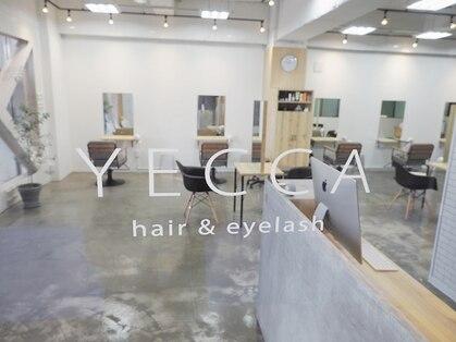 YECCA hair&eyelash【イェッカ ヘアーアンドアイラッシュ】