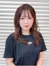 オーブ ヘアー ラプレ 京都4号店(AUBE HAIR lapule)高田 恵里