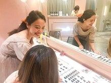 口コミ高評価♪オトナ世代から支持のある【LA MER /ラメール】の一部をご紹介♪ベテラン女性美容師が担当♪