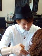 ヘアータイムダブル(hair time D V R)松本 拓也
