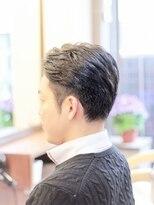 クック ヘアー(Cook Hair)ツーブロックショート02