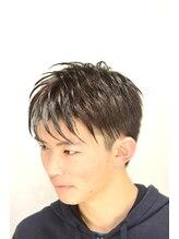 プライム ヘアー ローズ(Prime Hair ROSE)ショートベースのツーブロックスタイル