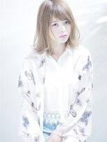 リリースセンバ(release SEMBA)releaseSEMBA『サラとオシャレに外ハネ♪シャインスルーボブ☆』